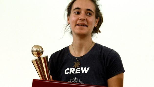Carola Rackete (Bild: APA/HERBERT PFARRHOFER)