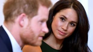 Prinz Harry und Meghan Markle (Bild: AP)
