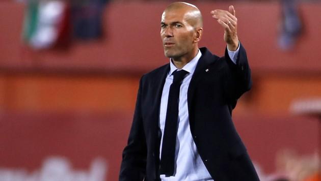 Zinedine Zidane (Bild: AFP)
