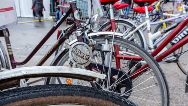 Am Donnerstag, 24. Oktober, können die Fahrräder von 8 bis 12 Uhr vor dem Schloss Mirabell gecheckt werden. (Bild: Niko Zuparic / zuparino.com)