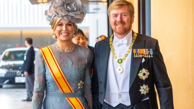 Königin Maxima und König Willem-Alexander (Bild: www.PPS.at)