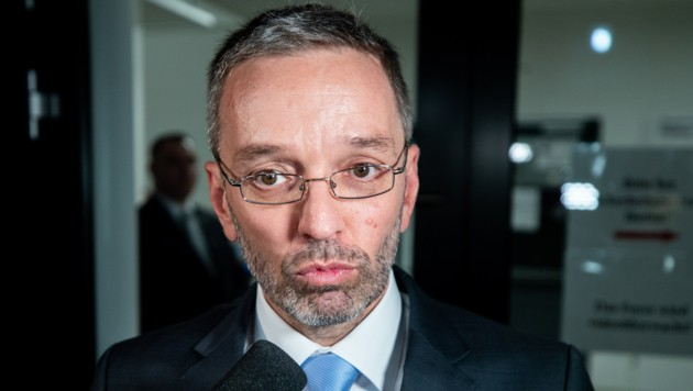 FPÖ-Klubchef Herbert Kickl (Bild: APA/Georg Hochmuth)