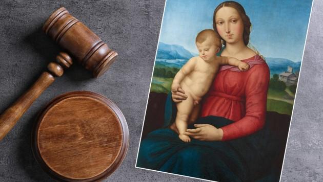 (Bild: © Dorotheum; stock.adobe.com, krone.at-Grafik)
