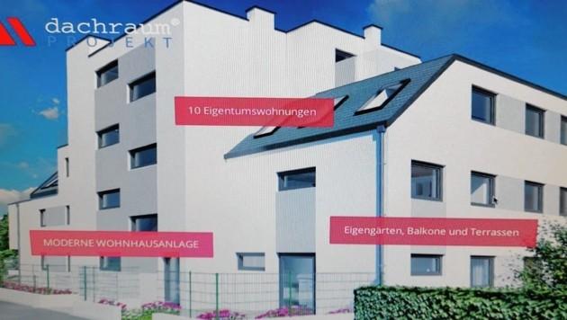 (Bild: Screenshot dachraum-projekt.at)