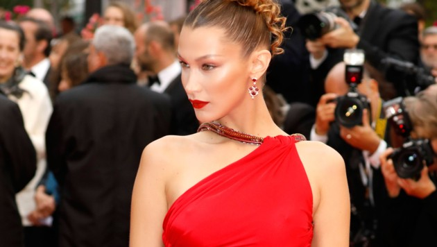 Bella Hadid (Bild: www.PPS.at)