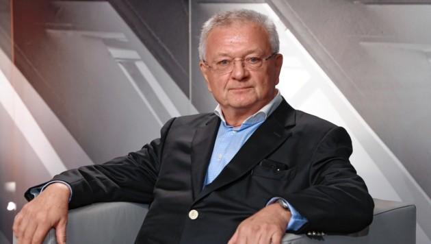 """Kurt Seinitz, Außenpolitik-Experte """"Kronen Zeitung"""" (Bild: zwefo)"""