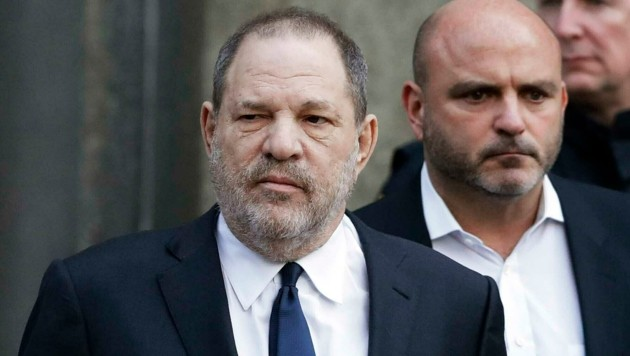 Harvey Weinstein (Bild: Copyright 2019 The Associated Press. All rights reserved.)