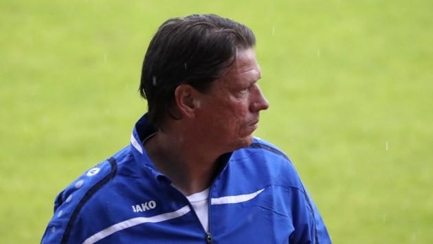 Zu Hause mit dem FC Pinzgau noch ungeschlagen: Trainer Christian Ziege. (Bild: Tröster Andreas)