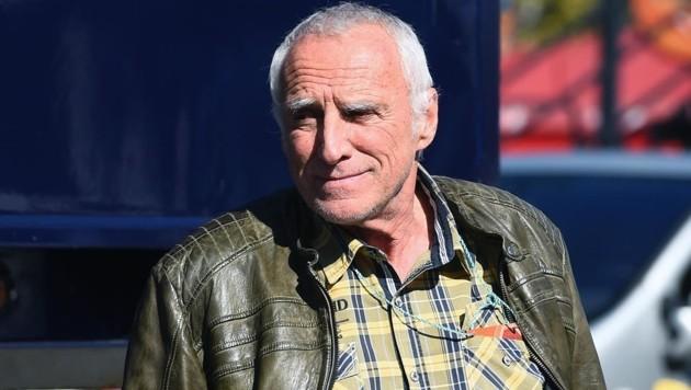 Red-Bull- und Servus-TV-Boss Dietrich Mateschitz