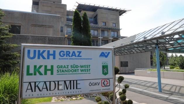 Im Grazer Unfallkrankenhaus sind überfüllte Warteräume leider keine Seltenheit. (Bild: sepp pailsepp pail)