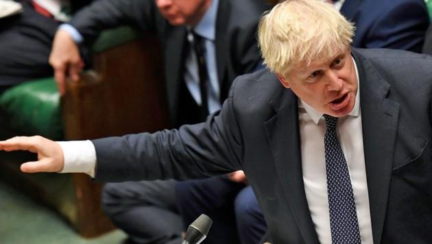 Boris Johnson (Bild: ASSOCIATED PRESS)
