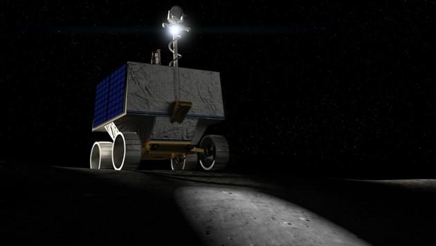 NASA will Ende 2022 Rover zum Mond schicken