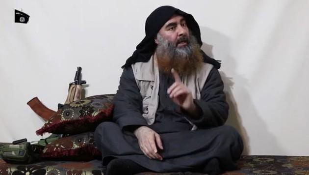Der getötete IS-Chef Abu Bakr al-Baghdadi (Bild: AFP)