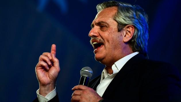 Alberto Fernandez (Bild: AFP)