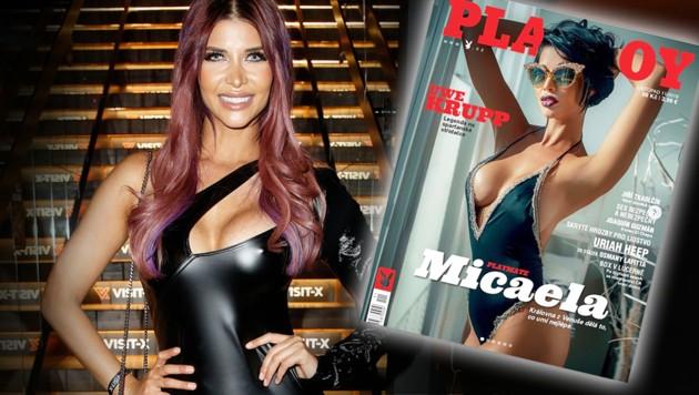 (Bild: picturedesk.com, instagram.com/ micaela.schaefer.official, krone.at-Grafik)