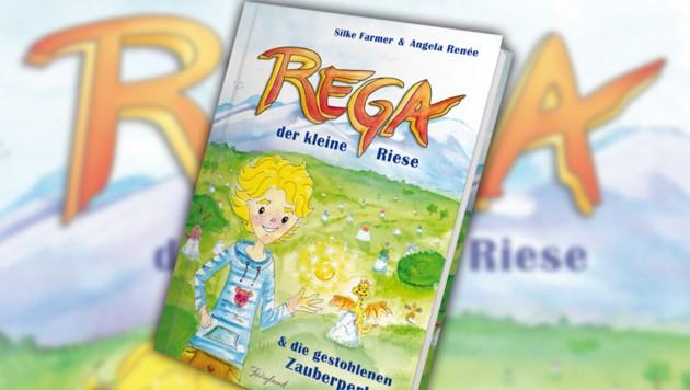 (Bild: Fairyland Verlag, krone.at-Grafik)