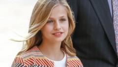 Spaniens Kronprinzessin Leonor (Bild: www.PPS.at)