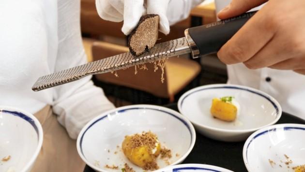Trüffel sind für Feinschmecker ein kulinarisches Highlight. (Bild: Christian Jauschowetz)