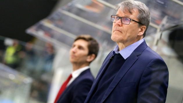 Bulldogs-Trainer Kai Suikkanen muss weiter auf Neuzugänge warten. (Bild: GEPA)