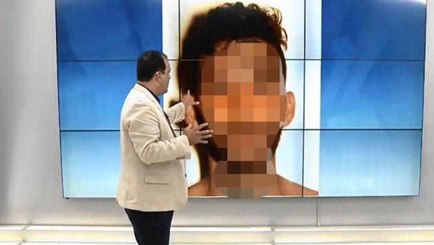 Der Fall von Kevin R. (27) war auch Thema in einer brasilianischen TV-Sendung. (Bild: Screenshot youtube.com/OP9 Portal)