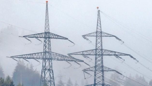 Das Ende des 380-kV-Streits ist wohl noch lange nicht in Sicht. (Bild: EXPA/JFK)
