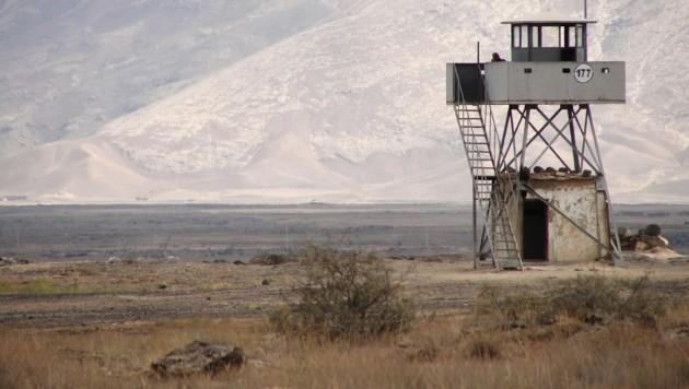 Ein Wachturm an der iranisch-türkischen Grenze (Bild: Stock Adobe/)
