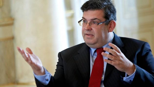 Der Präsident der Israelitischen Kultusgemeinde, Oskar Deutsch (Bild: APA/)