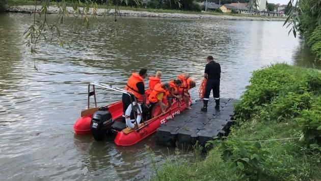 (Bild: Freiwillige Feuerwehr Markt Wildon)