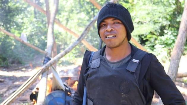 Paulo Paulino wurden von illegalen Holzfällern erschossen. (Bild: facebook.com/Survival International)