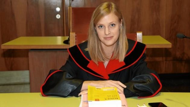 Staatsanwältin Nora Lackner (Bild: Christian Jauschowetz)