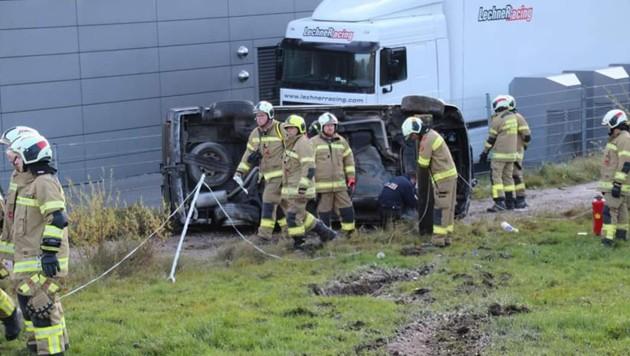 (Bild: Feuerwehr Thalgau/ LZ Unterdorf)