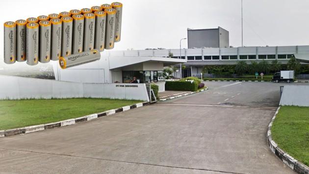 (Bild: krone.at-Grafik/Amazon, Google Street View )