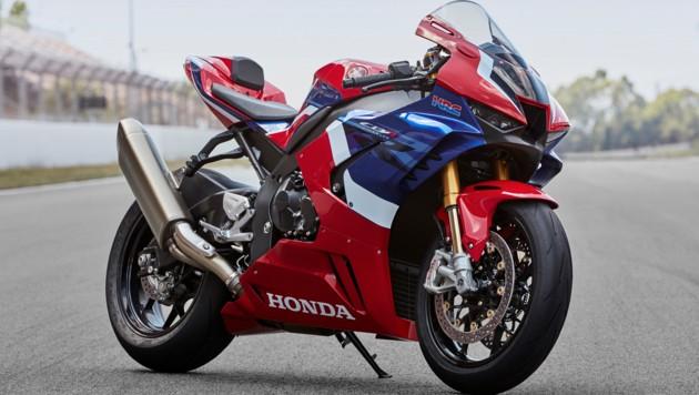 Honda CBR1000RR-R Fireblade SP (Bild: Honda)