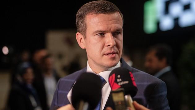 Witold Banka (Bild: AFP/)