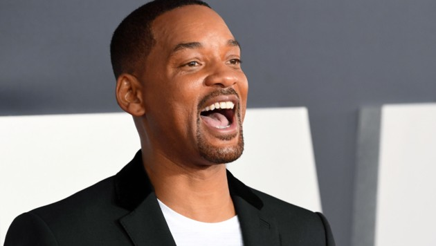 Will Smith (Bild: AFP/2019 Getty Images)