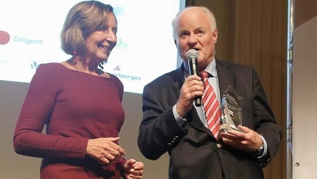 Arex-Preis in Wien für Dr. Georg Wailand
