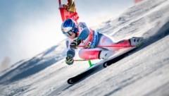 Beim Weltcupauftakt in Sölden Ende Oktober schlug der Franzose Alexis Pinturault zu, siegte und untermauerte damit seinen Anspruch auf die Nachfolge von Marcel Hirscher als Gesamtweltcupsieger. (Bild: AFP)