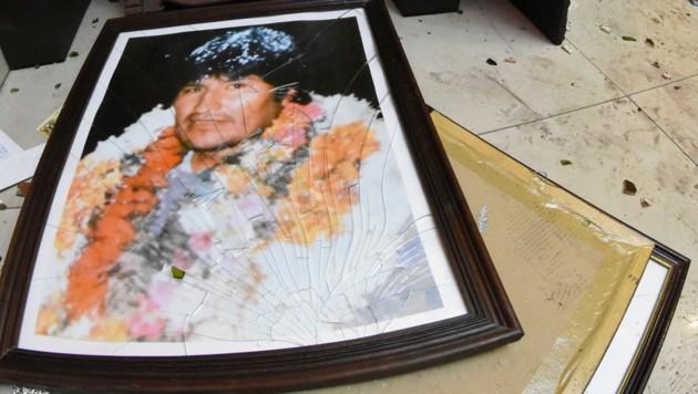 Bolivien: Ära Morales endet nach 13 Jahren