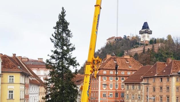 (Bild: Stadt Graz/Sommersacher)