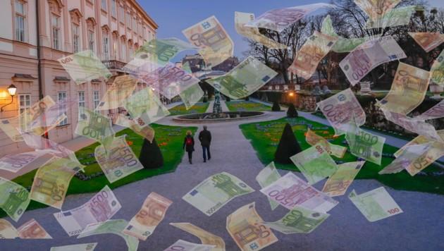 In der Stadt gibt es kommendes Jahr einen Klima-Fonds (Bild: Markus Tschepp, Krone)