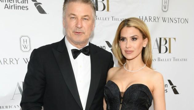 Alec und Hilaria Baldwin (Bild: 2019 Getty Images)
