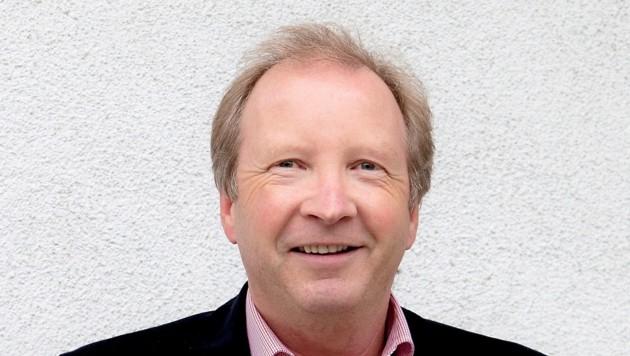 Baumeister Friedrich Hollaus (Bild: Hollaus)