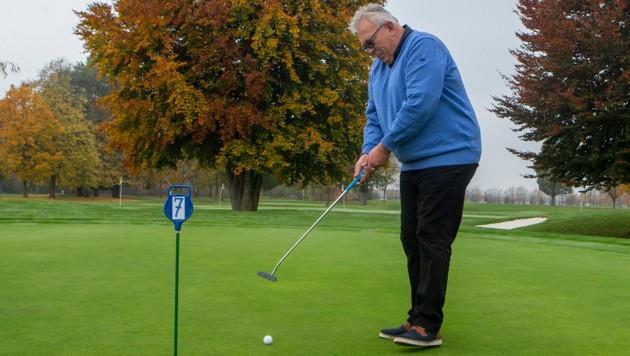 Christoph Schilchegger ist Chef der Open-Golf-Gruppe. (Bild: FOTO LUI)