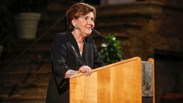 Festspiel-Präsidentin Helga Rabl-Stadler (Bild: Markus Tschepp)