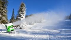 Der Wildkopflift wird am 14. November für die Skisaison eröffnet. (Bild: Turracher Höhe)