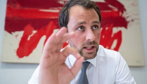 Der Tiroler SPÖ-Chef Georg Dornauer (Bild: APA/EXPA/JOHANN GRODER)