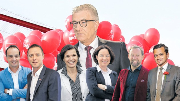 (Bild: Tröster, Tschepp, Neumayr/Leo, Müseler)