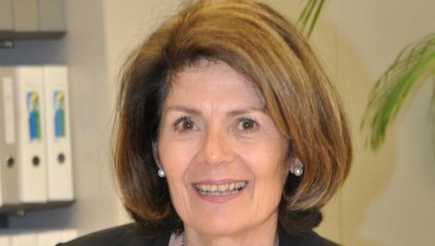 SALK-Pflegedirektorin Margarete Hader geht in Pension (Bild: SALK)