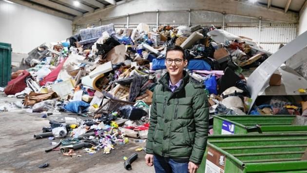 Johannes Miedl - Geschäftsführer Abfallwirtschaftsverband Murau