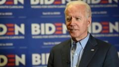 """US-Präsidentschaftskandidat Joe Biden wurde vom nordkoreanischen Regime als """"tollwütiger Hund"""" bezeichnet. (Bild: AP)"""